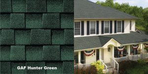GAF Hunter Green