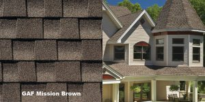 GAF Mission Brown