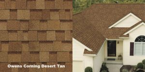 Owens Corning Desert Tan
