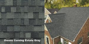Owens Corning Estate Gray